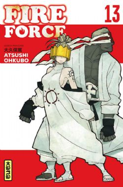 FIRE FORCE -  (FRENCH V.) 13