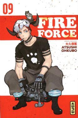 FIRE FORCE -  (V.F) 09