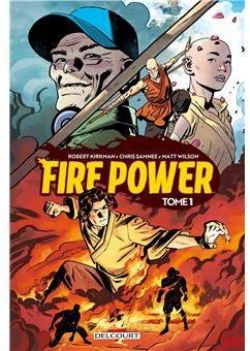 FIRE POWER -  (FRENCH V.) 01