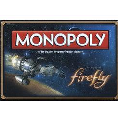 FIREFLY -  MONOPOLY - FIREFLY