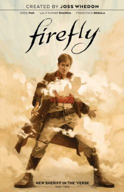 FIREFLY -  NEW SHERIFF IN VERSE HC 02
