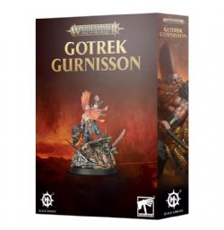 FIRESLAYER -  GOTREK GURNISSON -  AGE OF SIGMAR