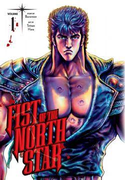 FIST OF THE NORTH STAR -  HC (ENGLISH V.) 01