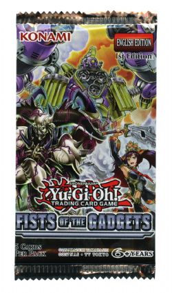 FISTS OF THE GADGET -  BOOSTER PACK (P5/B24)