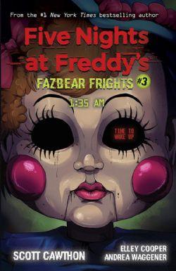 FIVE NIGHTS AT FREDDY'S -  1:35 A.M. -  FAZBEAR FRIGHTS 03