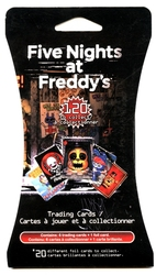 FIVE NIGHTS AT FREDDY'S -  BOOSTER PACK (P6)
