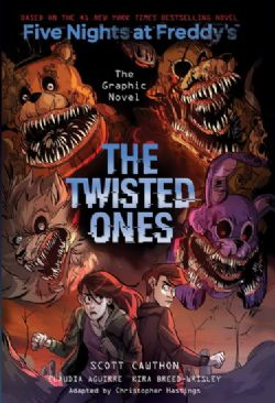 FIVE NIGHTS AT FREDDY'S -  THE TWISTED ONES