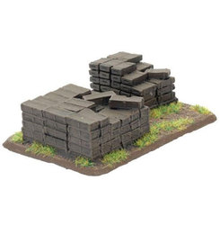 FLAMES OF WAR -  AMMO DUMP