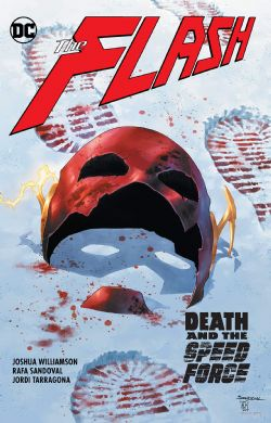 FLASH -  DEATH AND THE SPEED FORCE 12