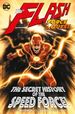 FLASH -  FORCE QUEST TP -  THE FLASH VOL.5 (2016- ) 10