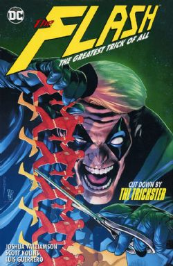 FLASH -  THE GREATEST TRICK OF ALL HC -  THE FLASH VOL.5 (2016- ) 11