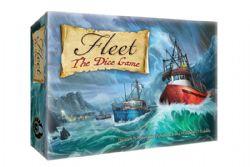 FLEET : THE DICE GAME (ENGLISH)