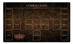 FLESH AND BLOOD -  CLASSIC PLAYMAT