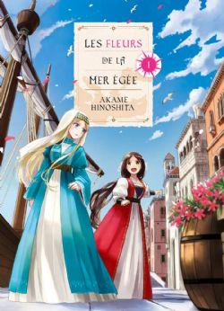 FLEURS DE LA MER EGÉE, LES -  (FRENCH V.) 01