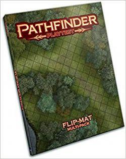 FLIP-MAT -  2E PLAYTEST FLIP-MAT MULTI PACK -  PATHFINDER