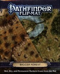 FLIP-MAT -  BIGGER FOREST -  PATHFINDER