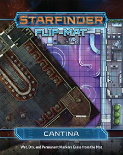 FLIP-MAT -  CANTINA -  STARFINDER