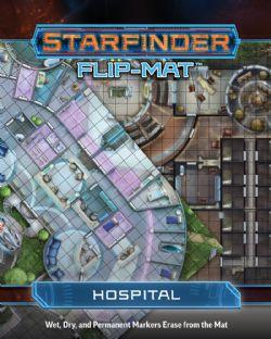 FLIP-MAT -  HOSPITAL -  STARFINDER