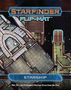 FLIP-MAT -  STARSHIP -  STARFINDER