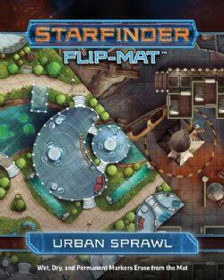 FLIP-MAT -  URBAN SPRAWL -  STARFINDER