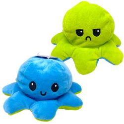 FLIPPY'S OCTOPUS -  BLUE AND GREEN WITH LED LIGHTS