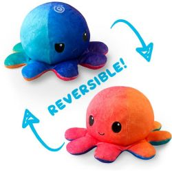 FLIPPY'S OCTOPUS -  RED AND BLUE
