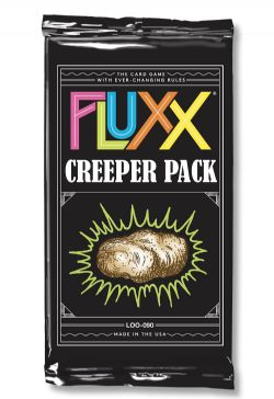 FLUXX -  CREEPER PACK (ENGLISH)