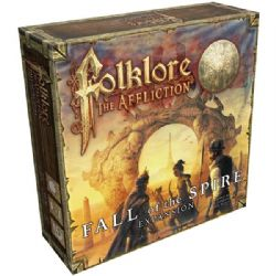FOLKLORE : THE AFFLICTION -  FALL OF THE SPIRE (ENGLISH)