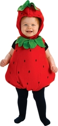 FOOD -  BERRY CUTE COSTUME (INFANT & TODDLER)