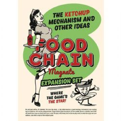 FOOD CHAIN MAGNATE -  THE KETCHUP MECHANISM & OTHER IDEAS (ENGLISH)