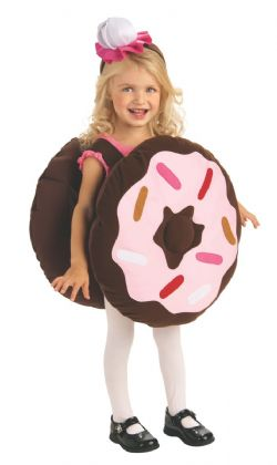 FOOD -  DUNK YOUR DOUGHNUT COSTUME (INFANT & TODDLER)