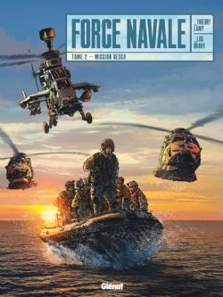 FORCE NAVALE -  MISSION RESCO 02
