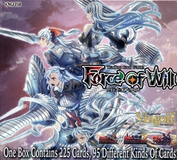 FORCE OF WILL -  BOX FIXED CARD SET VINGOLF (CONTAINS 225 CARDS) -  (ENGLISH)