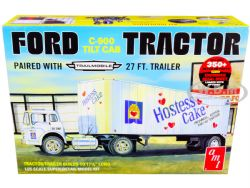 FORD -  1977 C600 HOSTESS TRUCK W/ TRAILER 1/25 (SKILL LEVEL 3)