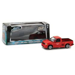 FORD -  1999 BRIAN'S F-150 SVT LIGHTNING 1/43 - RED -  FAST AND FURIOUS