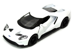 FORD -  2017 GT 1/38 - WHITE