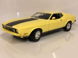 FORD -  ELEANOR 1973 CUSTOM MOVIE STAR MUSTANT - 1/18 -  GONE IN 60 SECONDS