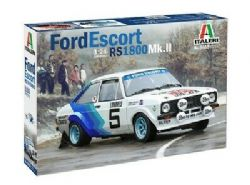 FORD -  ESCORT MK.II - 1/24 (MEDIUM)