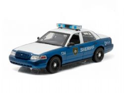 FORD -  FORD CROWN VICTORIA POLICE INTERCEPTOR 1/18 -  THE WALKING DEAD