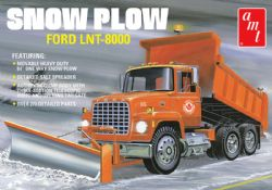 FORD -  LNT-8000 SNOW PLOW 1/25