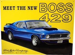 FORD -  METAL POSTER
