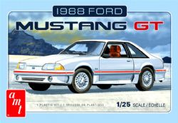 FORD -  MUSTANG GT 1988 1/25 (CHALLENGING)