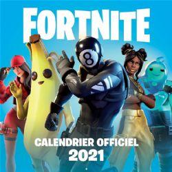 FORTNITE -  2021 CALENDAR (12 MONTHS)