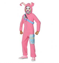 FORTNITE -  RABBIT RAIDER COSTUME (TEEN)