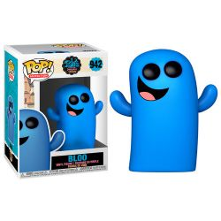 FOSTER'S HOME FOR IMAGINARY FRIENDS -  POP! VINYL FIGURE OF BLOO (4 INCH) 942