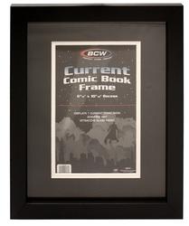FRAME -  FRAME FOR CURRENT FORMAT COMIC BOOK - BLACK