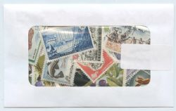 FRENCH COLONIES -  25 ASSORTED STAMPS - FRENCH COLONIES