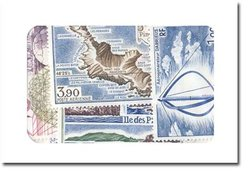 FRENCH SOUTHERN AND ANTARCTIC LANDS -  1988 COMPLETE YEAR SET, NEW STAMPS
