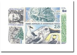 FRENCH SOUTHERN AND ANTARCTIC LANDS -  1990 COMPLETE YEAR SET, NEW STAMPS