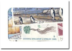 FRENCH SOUTHERN AND ANTARCTIC LANDS -  1992 COMPLETE YEAR SET, NEW STAMPS